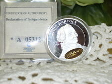 DECLARATION OF INDEPENDENCE COIN COMMEMORATIVE W/ CERTIFICATE AMERICAN MINT 2009