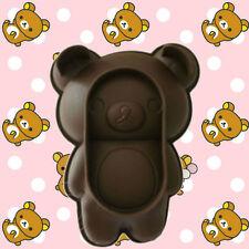 Rilakkuma Bear Cake Mold bakeware Silicone Mold Cake Pan Birthday Cake Mold SanX