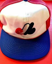 1970's Montreal Expos Baseball Cap Hat Sports Specialties W/ MLB Tag Rare NOS