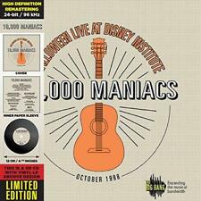 10,000 Maniacs - Halloween Live At Disney Institute - Collector's Editi (NEW CD)