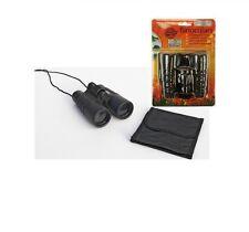 Geo-caching Compact Twin-View Binocular Set