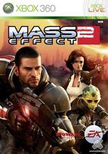 1 x MASS EFFECT 2 BRAND NEW & SEALED Xbox 360 UK Stock