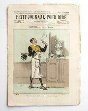 Le Petit Jounal pour Rire n°513 - Dans Le Tas - Notes & Croquis par Mars -