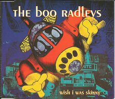 THE BOO RADLEYS Wish I was Skinny 3 UNRELEASE EUROPE CD single USA seller SEALED