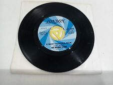 """Rolling Stones Street Fighting Man No Expectations 7"""" US Single EX Record 45-909"""