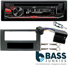Ford S-Max 2006 On JVC Bluetooth USB MP3 AUX In iPhone Car Stereo Fitting Kit.