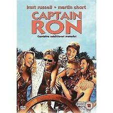 Captain Ron 5017188810166 DVD Region 2