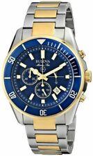Bulova Marine Star 98B230 Quartz Wrist Watch for Men