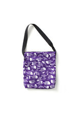 NANAMICA The North Face Purple Label Logo Print Shoulder Bag M - PURPLE