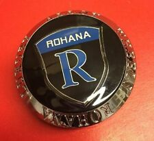 ROHANA Chrome Wheel Center Cap V2 RC7 RC8 RC9 RC10 RC20 RC22 RC26