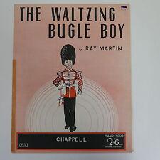 piano solo THE WALZING BUGLE BOY ray martin