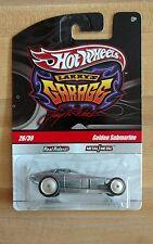 Hot Wheels Larry's Garage Golden Submarine Silver Chase