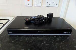 Panasonic DMR-HW100 HDD FREEVIEW HD Recorder 320GBTwin Tuner