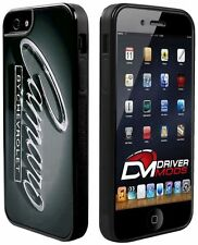 Cell Phone Case Cover Skin for Apple iPhone 5 BLACK CAMARO 1968 69 Emblem Silver