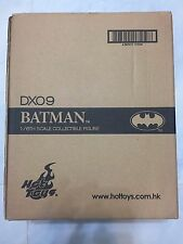 Hot Toys DX09 DX 09 1989 Batman Michael Keaton 12 inch Action Figure OPEN NEW