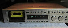 Akai GX F90 Cassette Deck for parts / repair with service manual