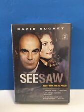 Seesaw (DVD,2 Discs  2005) David Suchet    BRAND NEW