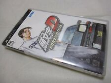 Not SAL 7-14 Days to USA Airmail. USED PSP Initial D Street Stage Japanese Ver