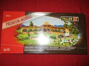 FALLER H0 130540 Reiterhof Gestüt Lilienhof NEU OVP