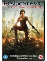 Neuf Resident Evil - The Final Chapitre DVD