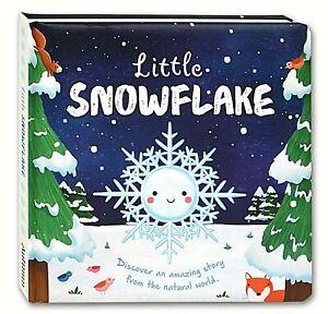 Childrens CHRISTMAS Story Book - LITTLE SNOWFLAKE - Igloo Books - Kids Xmas Gift