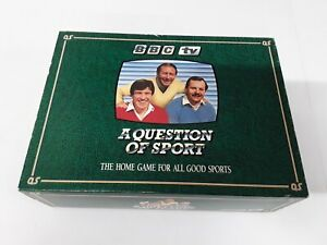 BBC A Question of Sport - Board Game - Collectible Vintage Game