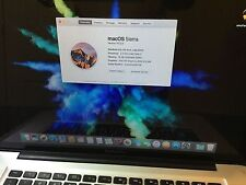 MacBook Pro 15 inch Pre-Retina *Quad Core i7 2.2Ghz* DVD/RW 16GB RAM 750GB HHD.