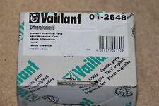 VAILLANT 012648 01-2648 DIFFERENZDRUCKVENTIL VC VCW SINE MOT E TURBO E NEU