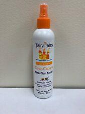 Fairy Tales Sun and Swim Coco Cabana After-Sun Spray 8oz