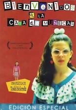 BIENVENIDOS A LA CASA DE MUNECAS (1995) NEW DVD