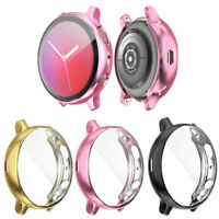40/44 mm For Samsung Galaxy Watch Active 2 TPU Full Cover Case Screen Protector