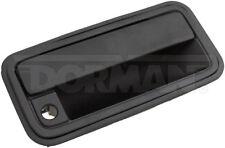 Tailgate Handle Textured Black Tailgate Split Gate Type Dorman 82798