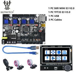 BIGTREETECH SKR MINI E3 V2.0 & TFT35-E3 V3.0 Touch Screen Control Board TMC2209