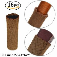 MelonBoat Chair Leg Socks, Hardwood Floor Protectors, Furniture Feet Caps