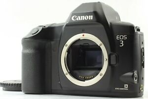 *NEAR MINT* CANON EOS3 EOS 3 SLR 35mm Film Camera From JAPAN #FedEx#