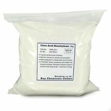 Citric Acid Monohydrate Bath Bomb Making 1Kg