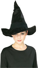ADULT HARRY POTTER MCGONAGALLS WITCH BLACK HAT COSTUME ACCESSORY RU49955