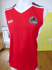 ST GEORGE DRAGONS CUTTERS  TANK TOP TRAINING SINGLET MENS SIZE LARGE  new w tags
