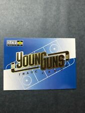 1996-97 UD Collectors Chioice Young Guns Trade Card