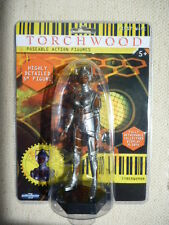"DR WHO TORCHWOOD 5"" ACTION FIGURE - CYBERWOMAN NEW SEALED!"