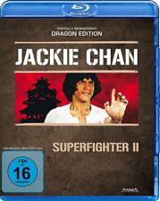 Superfighter 2 *Jackie Chan* Ungeschnittene deutsche Blu-ray *Dragon Edition*