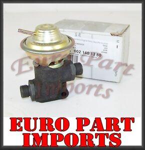 Mercedes-Benz W124 W140 W202 W210 EGR Valve Unit Germany Genuine OE 0021401360