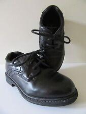 George Boys Dress Shoes 10 Darren Black Suit Oxford Kindergarten Formal Footwear