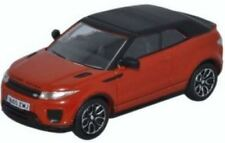 Véhicules miniatures Oxford Diecast pour Range Rover 1:76