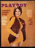 Playboy October 1972 | Very Good | Sharon Johansen | Bunnies of 1972