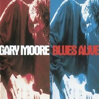 Gary Moore Blues alive (1993) [CD]