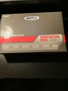 XFX Radeon R5 220