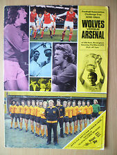 1979 FA CUP SEMI FINAL- WOLVERHAMPTON WANDERERS V ARSENAL, 31st MARCH