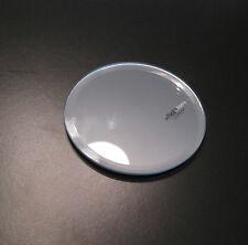 Thick Glass Beveled Mirror, 4 inch Round, Coaster, Jewelry Display,