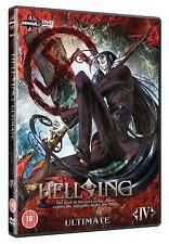 Hellsing Ultimate Vol.4 [Manga DVD] Brand New Sealed
